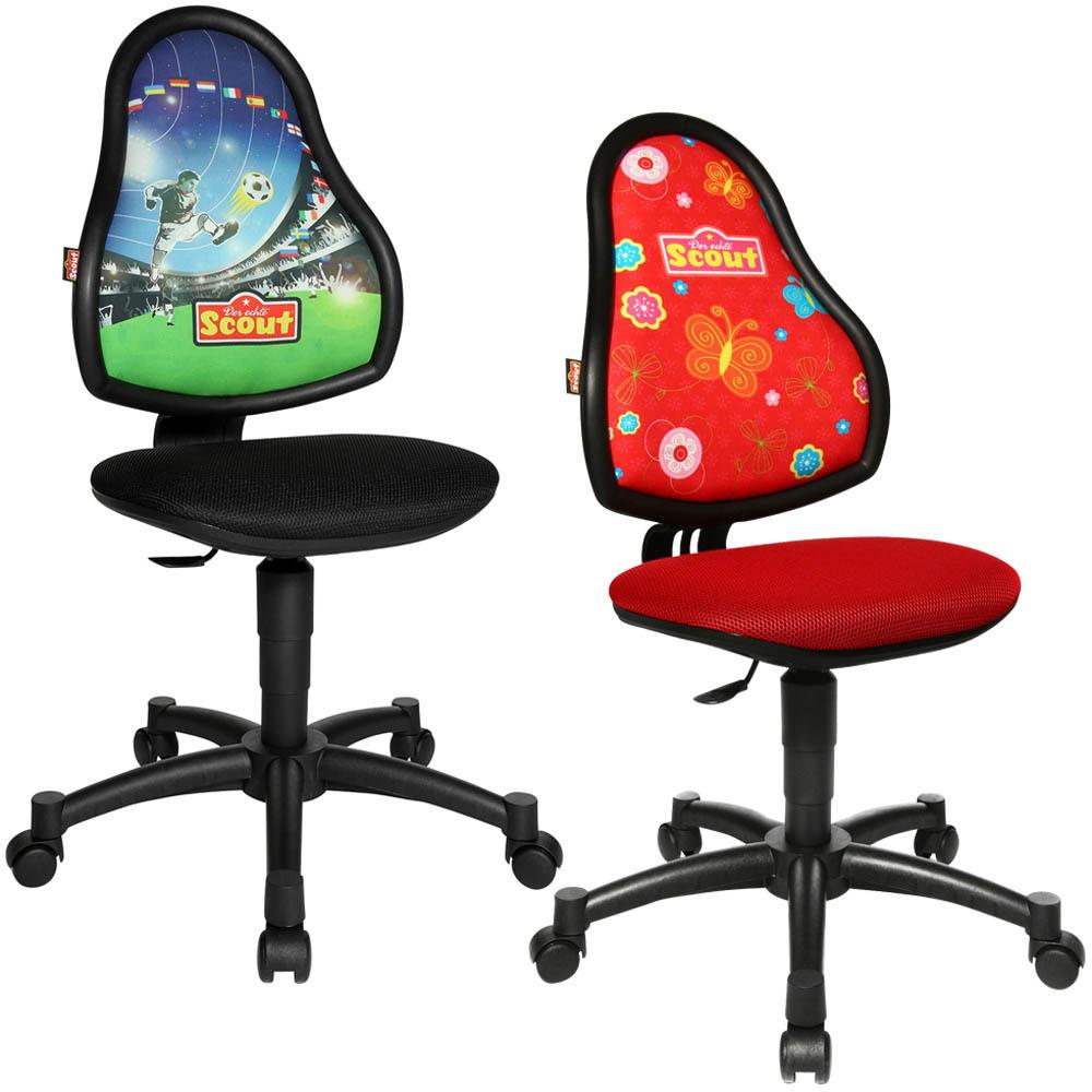 topstar b rostuhl kinderstuhl drehstuhl scout stuhl. Black Bedroom Furniture Sets. Home Design Ideas