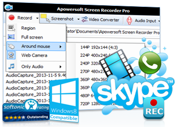 : Apowersoft Screen Recorder Pro 2.1.5 Multilanguage inkl.German