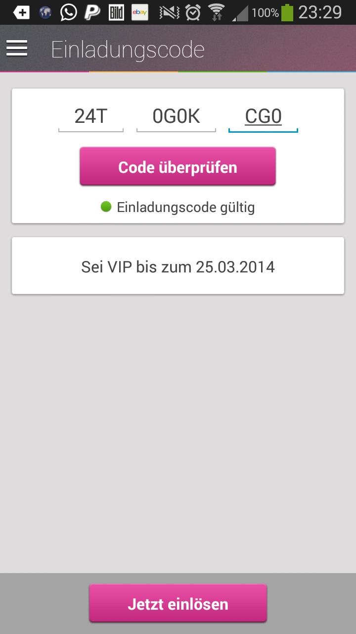 LOVOO VIP Code 1 Woche - mydealz.de