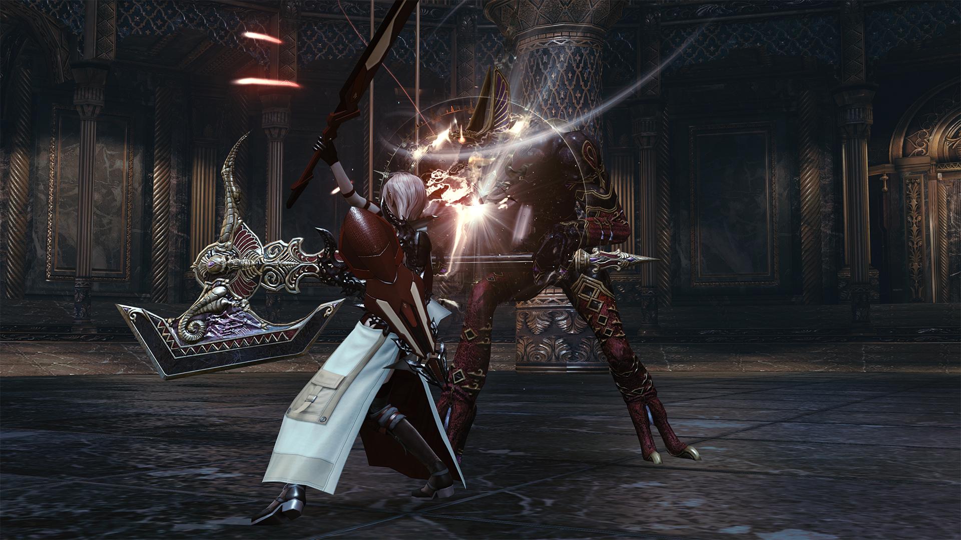 FF13 LR screenshot