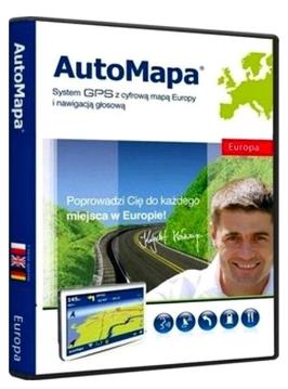 download AutoMapa EU v6.25.1