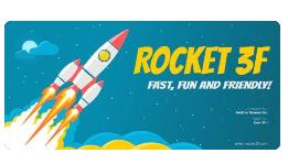 Rocket 3F v1.6 Pro