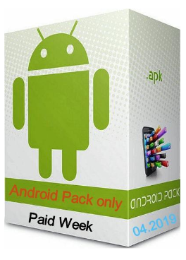 Android Pack Apps only Paid Week 04.2019