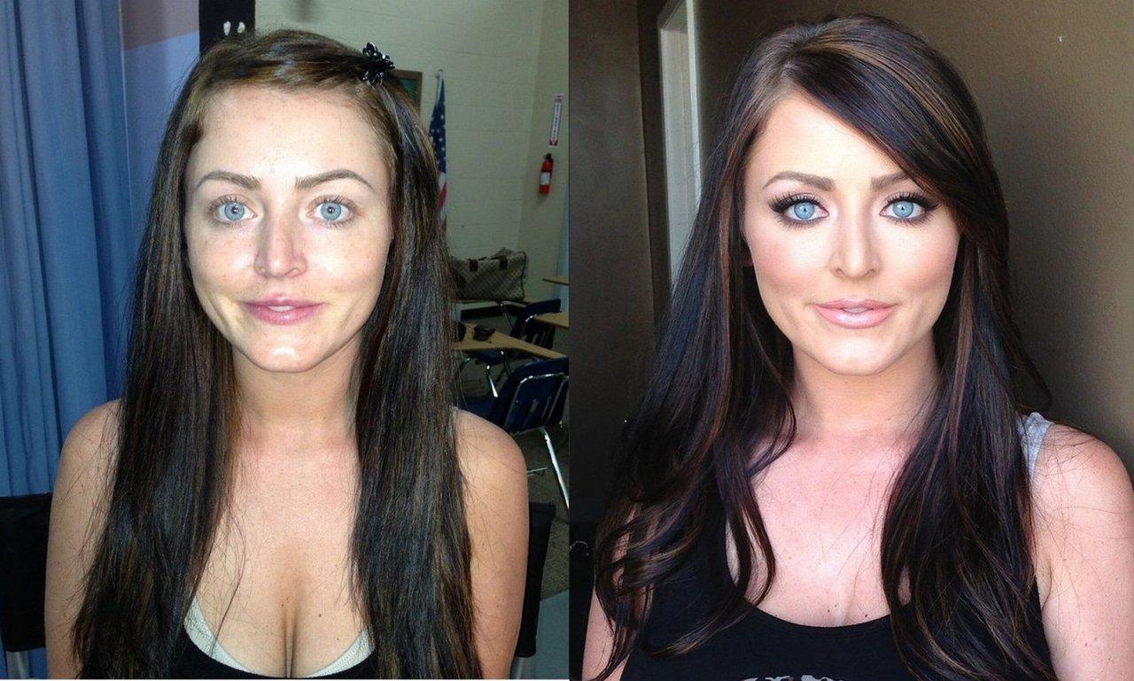 Magia makijażu #3 17
