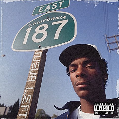 Cover: Snoop Dogg - Neva Left (2017)