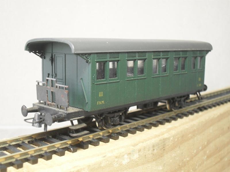 Personenwagen III. Klasse F.N.M.  Sdc12997qssk8