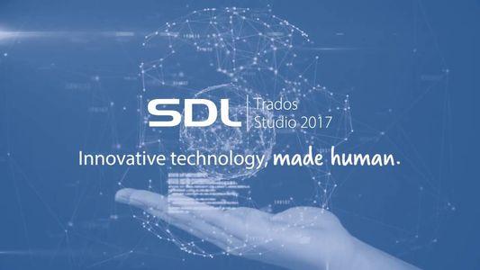 SDL Trados Studio 2017 SR1 Professional v14.1.6413.8