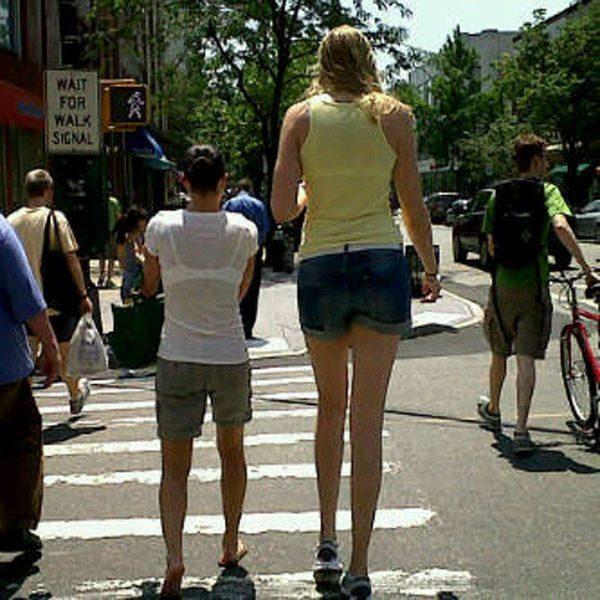 Wysokie kobiety #2 18