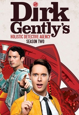 Dirk Gently's Holistic Detective Agency - Stagione 2 (2018) (Completa) DLMux 1080P ITA ENG DD5.1 AC3 H264 mkv