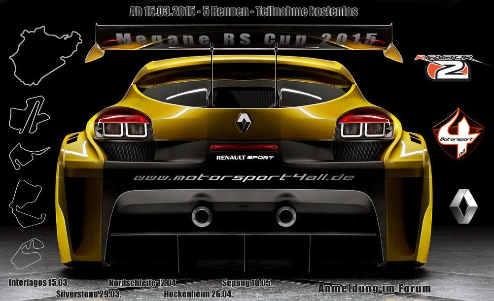 Megane RS Cup