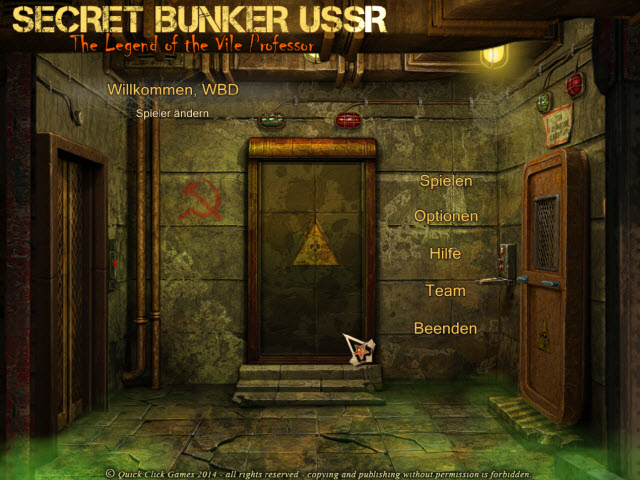 Secret Bunker USSR - Der verrückte Professor [Deutsch]