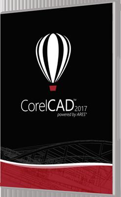 CorelCAD 2017.5 Build 17.2.1.3045 Multi - ITA