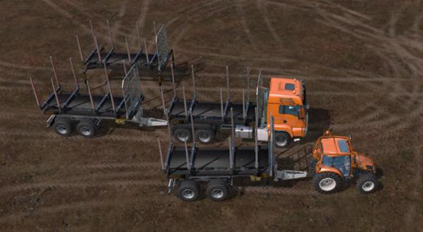 Setting frame Timber v1.0