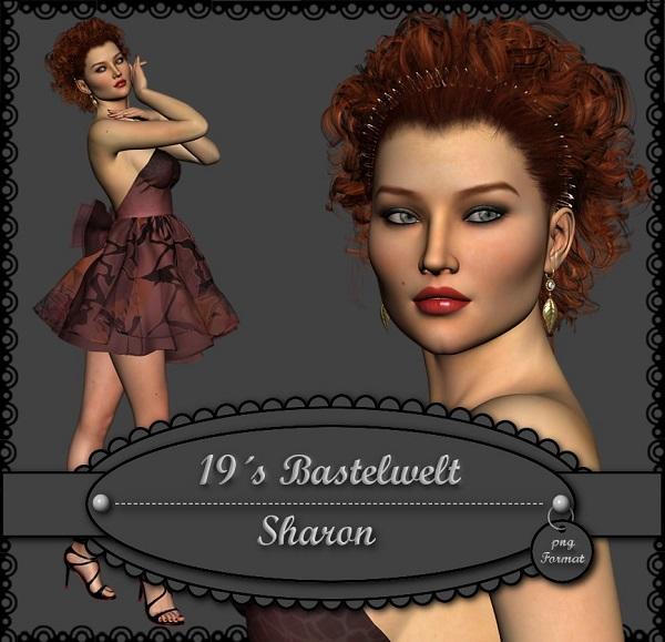 19´s Bastelwelt Sharontws3c