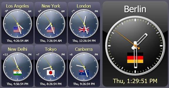 download Sharp World Clock v8.3.5.0