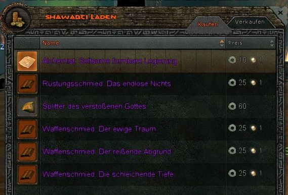 T3 Crafting Encounter bei Hathor Ka