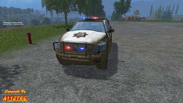 Sheriff Pickup v2.0