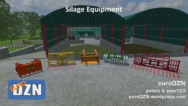 Silage Equipment v 1
