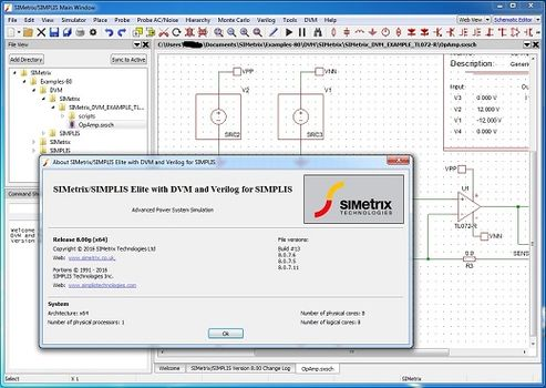 download SIMetrix.v8.00g.(x64)