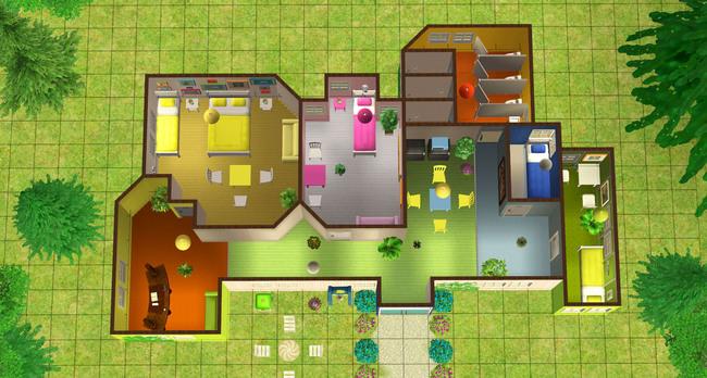 h uservorstellung liles baustelle sim forum. Black Bedroom Furniture Sets. Home Design Ideas