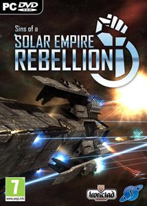 Sins of a Solar Empire Rebellion Deutsche  Texte, Untertitel, Menüs, Stimmen / Sprachausgabe Cover