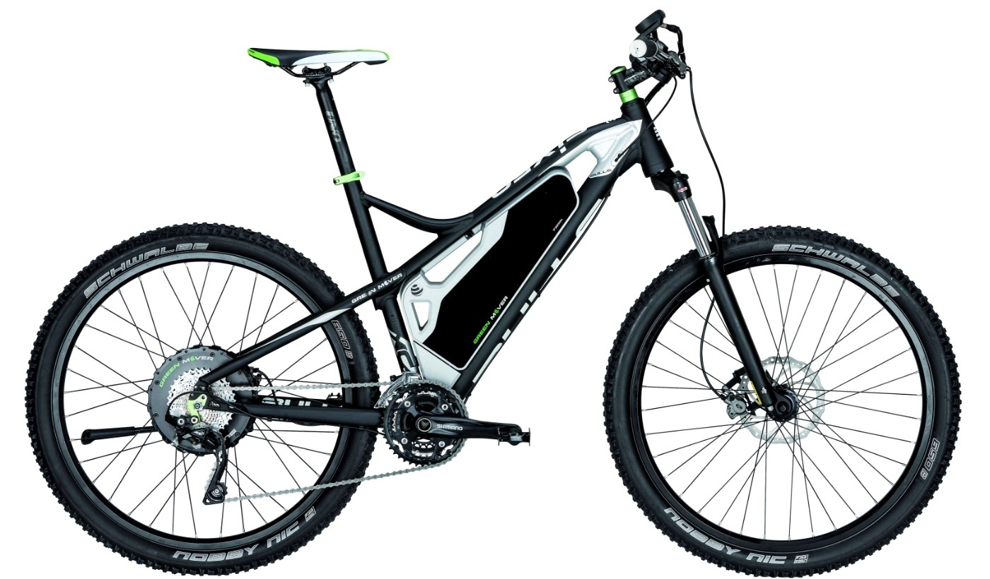 elektro bike bulls six50 20 ah ebike pedelec green mover. Black Bedroom Furniture Sets. Home Design Ideas