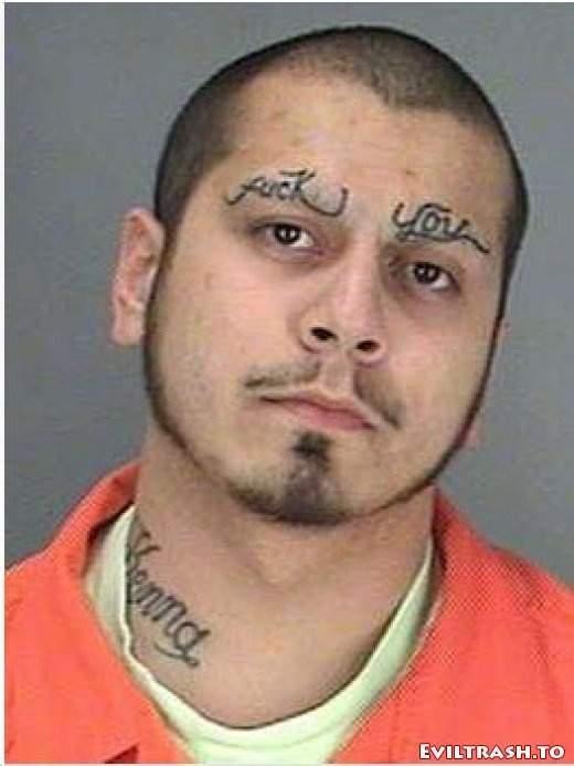 Głupie, śmieszne i zadziwiające tatuaże 11