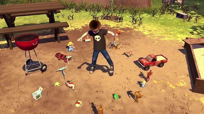 Oyuncak Hikayesi Ekran Görüntüsü 2