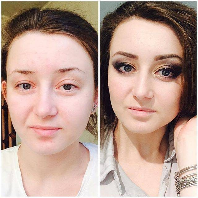 Makijaż robi różnicę 19