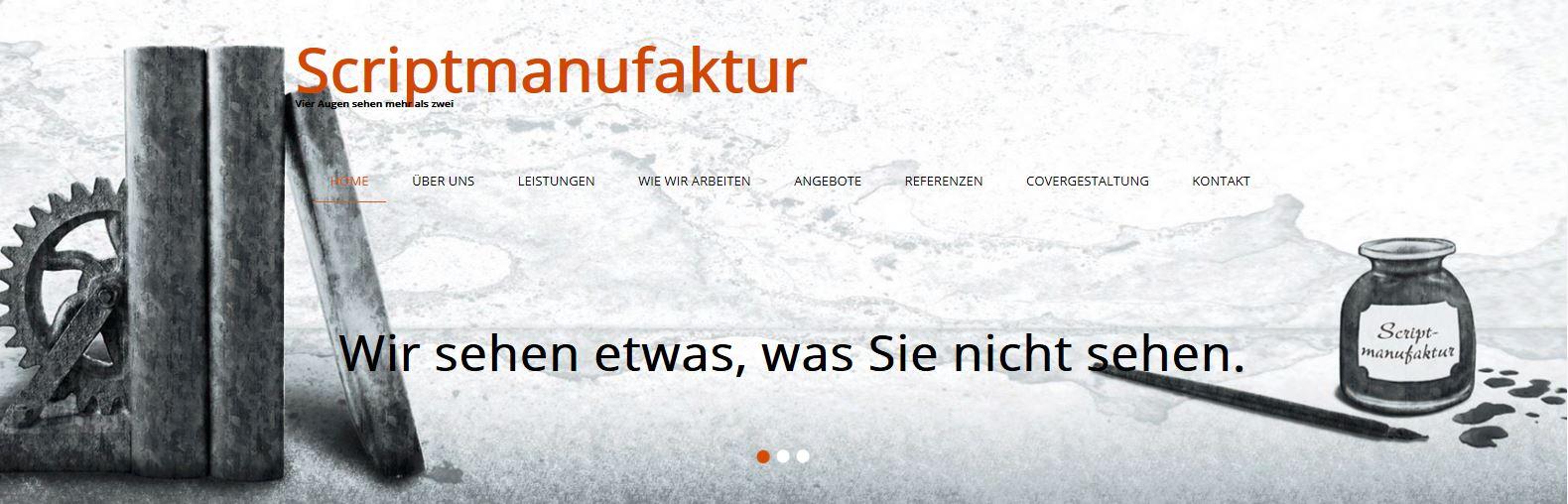 Scriptmanufaktur.de
