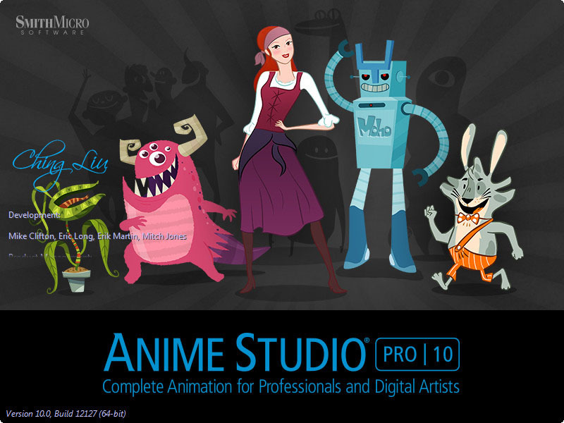 Download Smith Micro Anime Studio Pro 10.0 (MPT Patch) [ChingLiu]