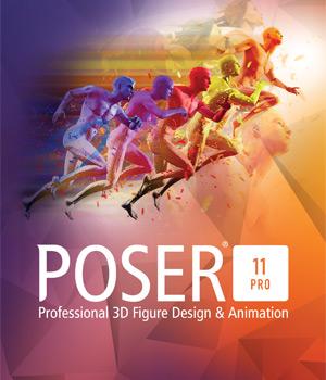 Smith Micro Poser Pro v11.0.8.34338