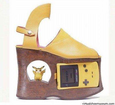 najdziwniejsze buty #3 3