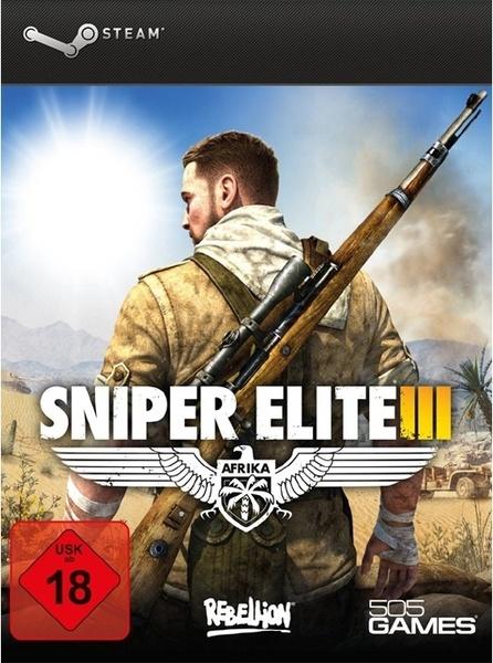 Sniper Elite 3 Deutsche  Texte, Untertitel, Menüs Cover