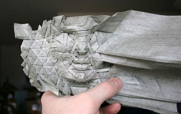 Sztuka z papieru 28