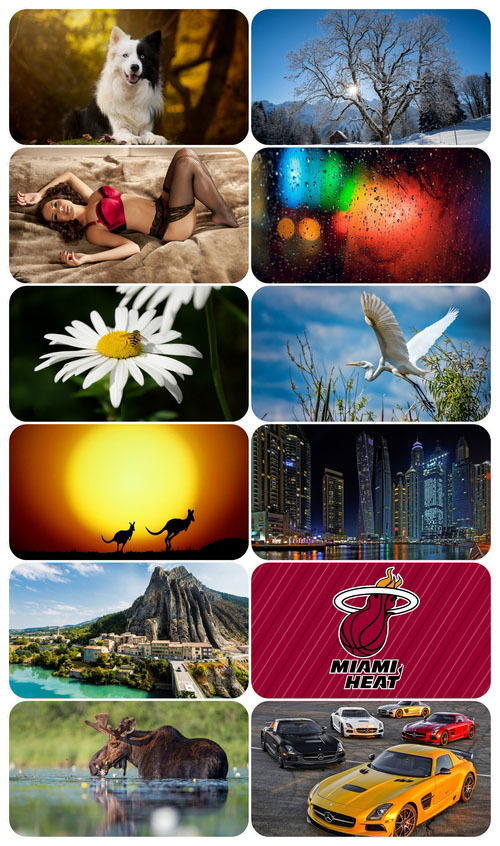 Beautiful Mixed Wallpapers Pack 898