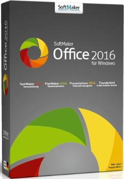 : SoftMaker Office 2016 rev 761.0927 Multilingual inkl.German