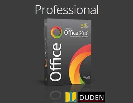 SoftMaker Office Professional 2018 Rev 920.1214