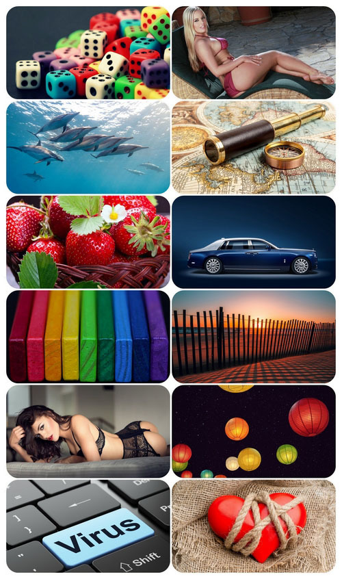 Beautiful Mixed Wallpapers Pack 854