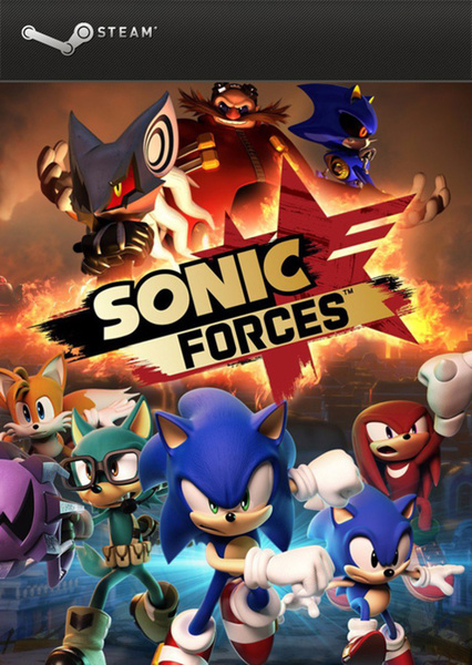 Sonic Forces Digital Bonus Edition MULTi11 – x X RIDDICK X x