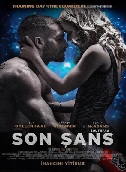Son Şans – Southpaw 2015 BRRip XviD AC3 Türkçe Altyazı – Tek Link