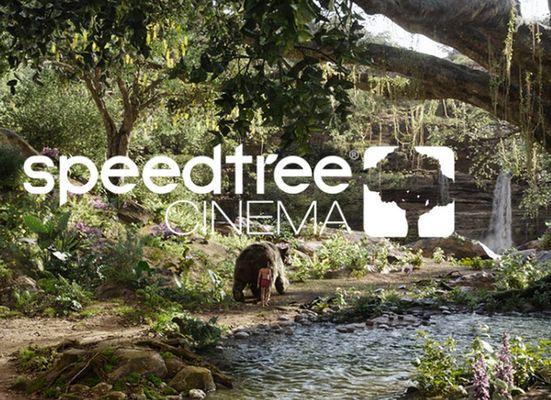 SpeedTree v8.1.3 Cinema Edition