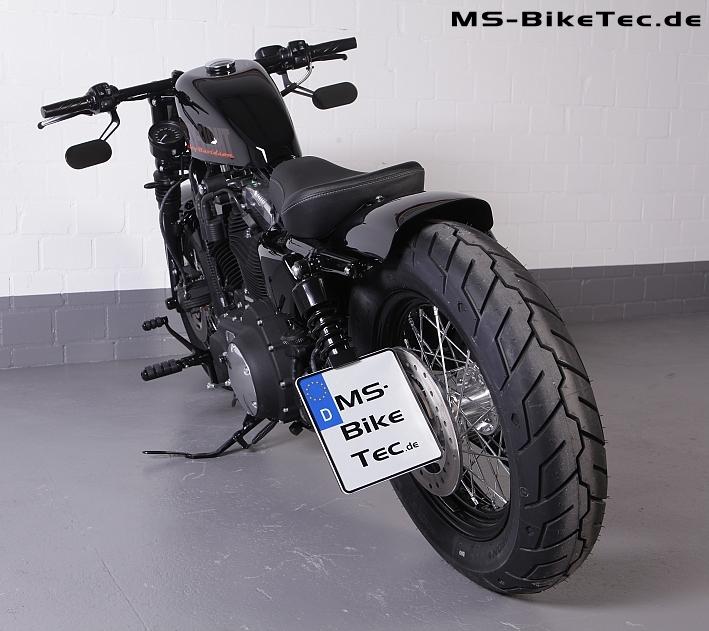 Harley Davidson Iron Spiegel Unterm Lenker Unterm