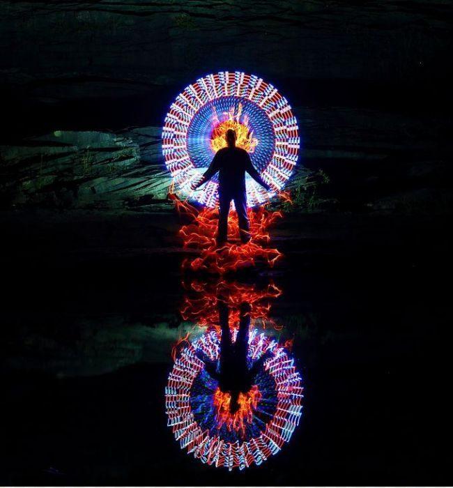 Sztuka światła 4