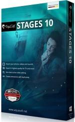 AquaSoft Stages 10.5.07 Multilingual inkl.German - 64 Bit
