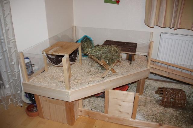 unser heim umbau nr 5 ist fertig meerschweinchen. Black Bedroom Furniture Sets. Home Design Ideas