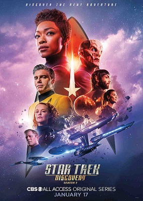 Star Trek Discovery - Stagione 2 (2019) (5/14) WEBRip 1080P HEVC ITA ENG DD5.1 x265 mkv