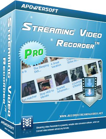Apowersoft Streaming Audio Recorder v4.1.9