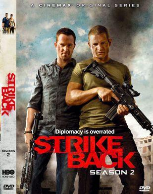 Strike Back - Stagione 2 (2011) (Completa) HDTVRip ITA MP3 Avi