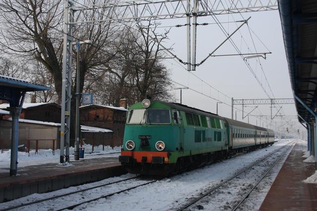 SU45-164 Einfahrt Rzepin